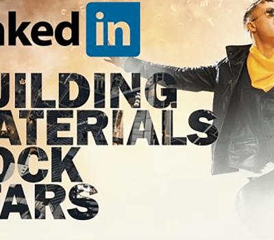 Building Materials LinkedIn Rockstars