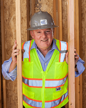 Gerry MaCaughey off-site construction